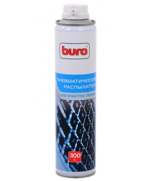 Чистящий сжатый воздух BURO BU-air 300мл.