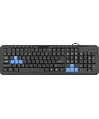 Клавиатура Defender #1 HM-430 черный