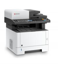 МФУ лазерное Kyocera M2040DN А4 (лазерный принтер/копир/сканер 40стр/м, сеть, дуплекс, автоподачик)