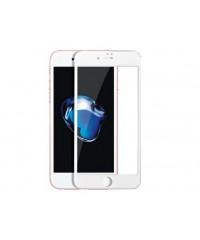 Защитное стекло iPhone 7 Plus/8 Plus белое