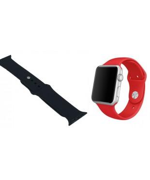 Ремешок Apple Watch 42mm/44mm силиконовый