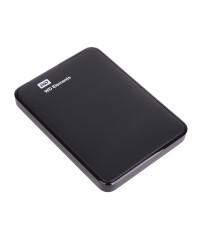 Внешний жесткий диск 1Tb WD WDBUZG0010BBK-0B Elements Portable Black 2.5