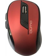 Мышь беспроводная Qumo Office Line Red M62