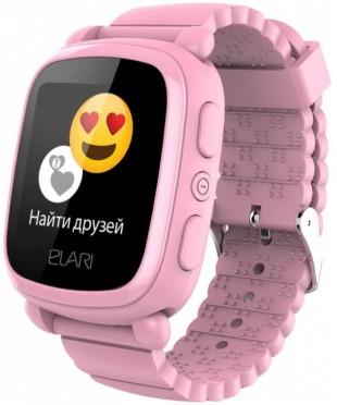 Детские часы Elari KidPhone 2 розовые