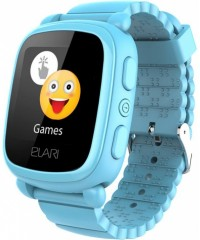 Детские часы Elari KidPhone 2 голубые