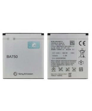 АКБ SonyEricsson BA750