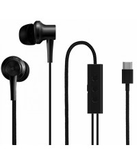 Наушники Xiaomi Mi ANC и Type-C In-Ear Earphones черный [JZEJ01JY]