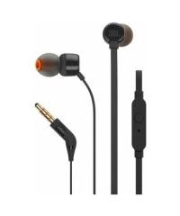 Наушники c микрофоном JBL T110 черные
