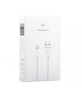 Кабель Xiaomi ZMI MFi USB/Lightning (AL831) 2м White