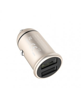 АЗУ USB Hoco Z30 Золото