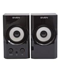 Колонки Sven SPS-605 (6 Вт), чёрный