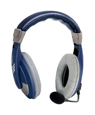Гарнитура Defender Gryphon HN-750 2м синий