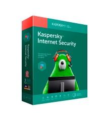 Продление Антивирус Kaspersky Internet Security 2021 1год 2ПК