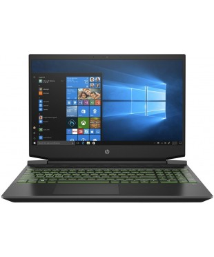 Ноутбук HP Pavilion Gaming 15-ec1057ur 15.6/IPS (1920x1080)/AMD Ryzen 5-4600H 3.0Ghz(4.0Ghz Turbo)/8Gb/512Gb SSD/NVIDIA GeForce GTX 1650 - 4Gb/WF/BT/Windows 10