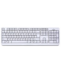 Клавиатура беспроводная Sven KB-C2200W White
