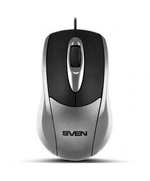 Мышь Sven RX-110 Silver