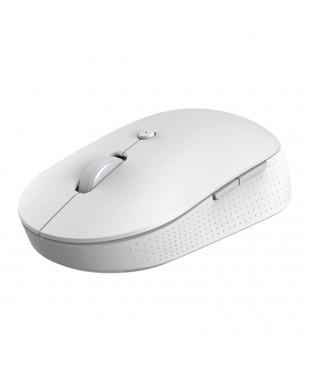 Беспроводная мышь Xiaomi Mi Dual Mode Wireless Mouse Silent Edition WXSMSBMW02 белая