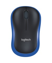 Мышь Logitech M185 Wireless (910-002239) Blue