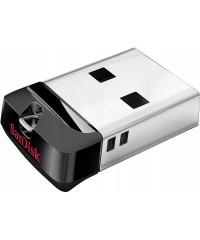 Флэш диск USB SanDisk 64Gb Cruzer Fit