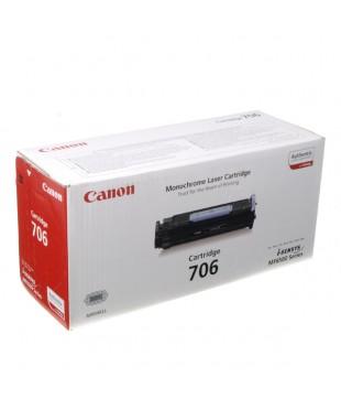 Картридж оригинальный Canon 706 для Canon i-Sensys MF6530, MF6540PL, MF6550, MF6560PL, MF6580PL, Canon LaserBase MF6560PL (5000стр)