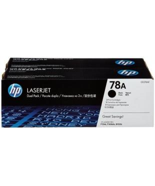 Картридж оригинальный HP CE278AF для LJ M1536/ P1566/ 1606, двойная упаковка, 2x2100стр. (цена за 1шт.)