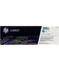 Картридж оригинальный HP CE411AС (№305А) (голубой, оригинал)
