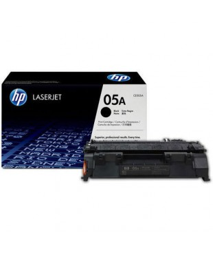 Картридж оригинальный HP CE505AD для LJ P2035/P2055, 2300стр. (2шт) цена за шт.