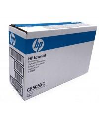 Картридж оригинальный HP CE505XC для LJ P2055d/ P2055dn, ресурс 6500 стр