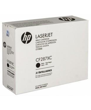 Картридж оригинальный HP CF287XC для HP LaserJet Ent M506/ M527 (18000стр)