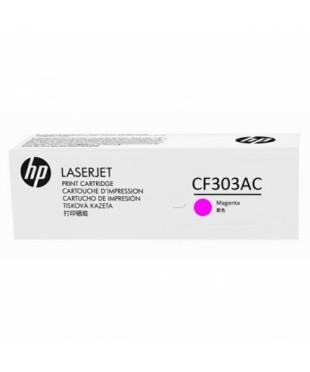 Картридж оригинальный HP CF303AC