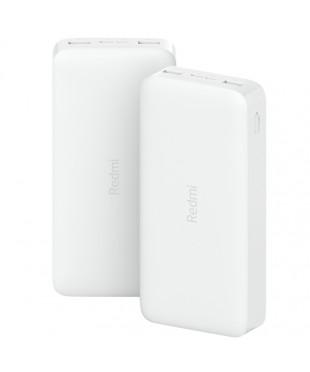 Внешний аккумулятор Xiaomi Redmi Power Bank 20000 mAh (PB200LZM) White