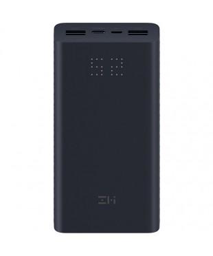 Внешний аккумулятор Xiaomi ZMI Aura 20000mAh, черный (QB822)