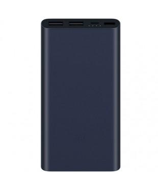 Внешний аккумулятор Xiaomi 2 2USB 10000mAh черный