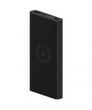 Внешний аккумулятор Xiaomi wireless youth version 10000mAh черный