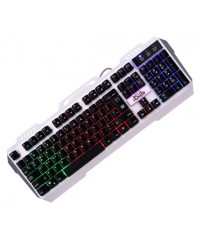 Клавиатура USB Defender Metal Hunter GK-140L, RGB подсветка