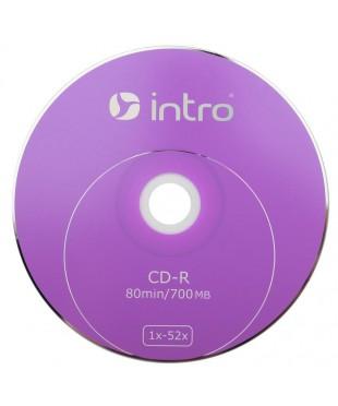 Диск CD-R Intro 80 52x