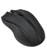 Мышь беспроводная Oklick 615MW черный/серый