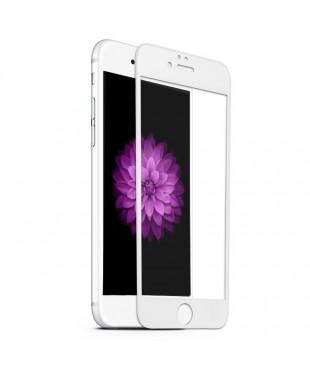 Защитное стекло iPhone 6 Plus/6S Plus белое