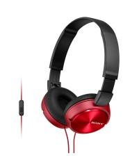 Наушники Sony MDR-ZX310 Red