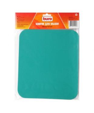 Коврик для мыши BURO матерчатый 230х180х2мм BU-CLOTH Green