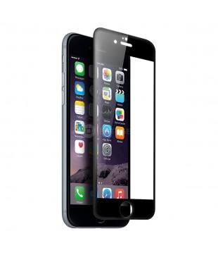 Защитное стекло Iphone 6/6S Оптима Черное