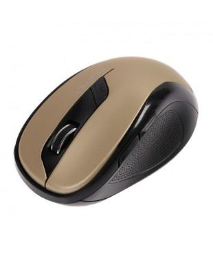 Мышь беспроводная Qumo Office Line Bronze M64