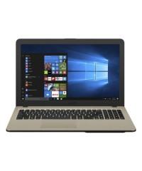 Ноутбук Asus VivoBook X540MA-GQ064T 15.6 (1366x768)/Intel Pentium N4000 1.1Ghz (2.6Ghz Turbo)/4Gb/500Gb/Intel HD/Wi-Fi/BT/Windows 10 [90NB0IR1-M03660]