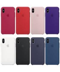 Чехол iPhone X Silicone Case