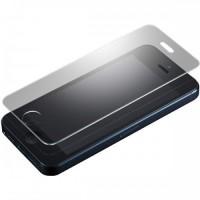 Защитное стекло iPhone 5 матовое