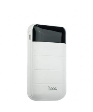 Внешний аккумулятор Hoco B29 10000mAh белый