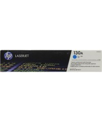 Картридж оригинальный HP CF351A cyan для ColorLaserJet M153/ M176/ M177, 1000стр.