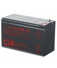 Аккумулятор CSB HR1234 W,F2,12V,9Ah