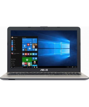 "Ноутбук Asus R541NA 15.6""(1366x768)/Intel Pentium N4200 1.1Ghz (2.5Ghz Turbo)/4Gb/500Gb/Intel HD/Wi-Fi/BT/Windows 10 [90NB0E81-M07730]"