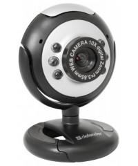 Веб-камера Defender C-110 встр. микрофон